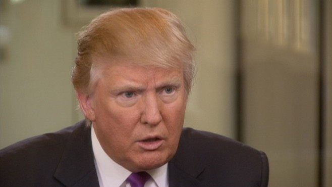 VIDEO: Donald Trump says hell release tax returns when Obama releases his birth certificate.