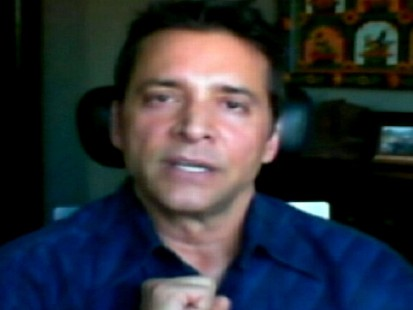VIDEO: The self-help guru seeks support from an online community while awaiting trial.