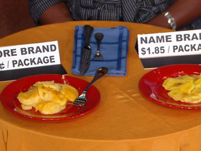 VIDEO: Consumer Reports? Mandy Walker explains how to get the best bargains on food.