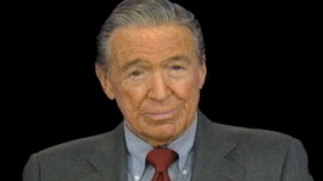 """VIDEO: A look back at the life of the """"60 Minutes"""" journalist and TV legend."""