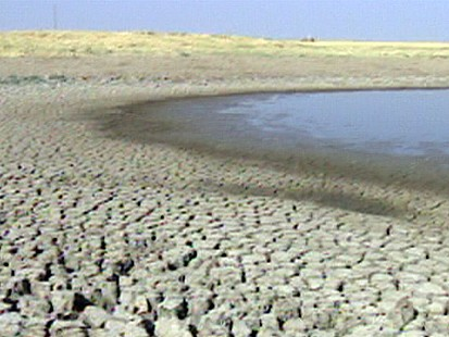 VIDEO: Waterless World in Our Future?
