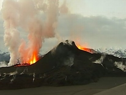 VIDEO: Drifting volcanic ash causes flight disruptions at airports around the world.