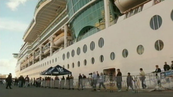 VIDEO: Stories from a Cruise Ship Nightmare