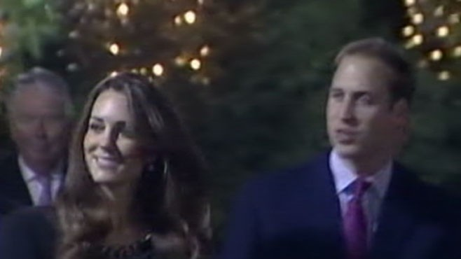 VIDEO: The Royal Wedding