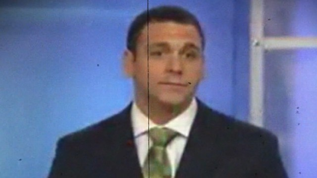 VIDEO: KFYRs AJ Clemente was fired immediately after his profane debut, but the video has gone viral.