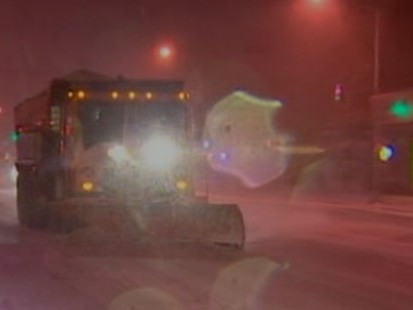 VIDEO: Snowpocalypse: Winter Storm Blasts East Coast