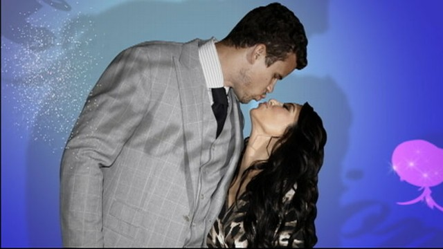 VIDEO: Reality-TV star plans her wedding to pro basketball player Kris Humphries.
