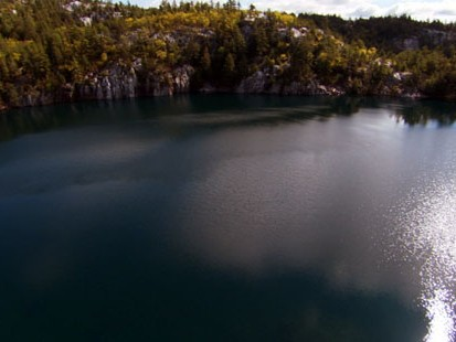 VIDEO: Sixth Great Lake is geographical wonder with nearly untouched wilderness.