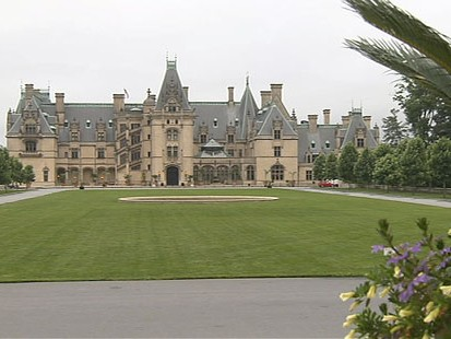 VIDEO: Biltmore and Ashville, North Carolina
