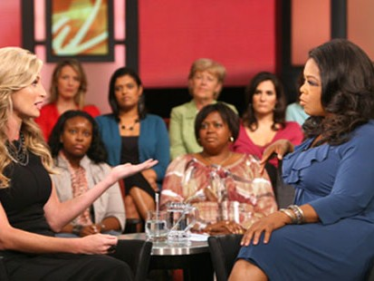 VIDEO: Oprah talks about her interview with Erin Andrews.