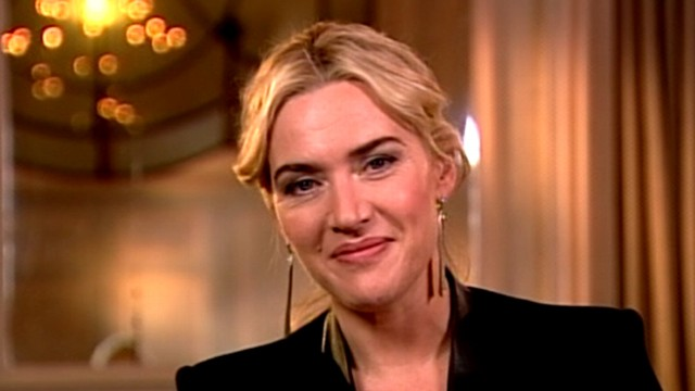 Winslet On Titanic Re Release