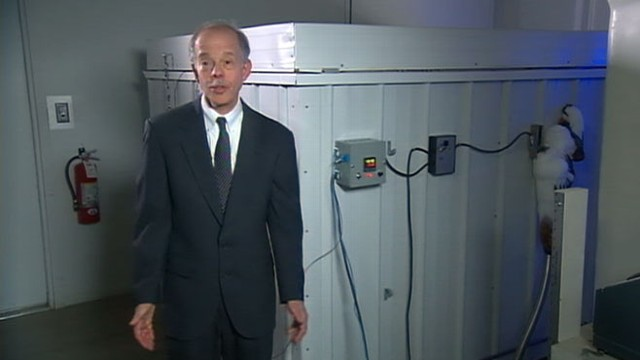 Cryogenics Pioneer Bob Ettinger Dies Body Frozen Video Abc News