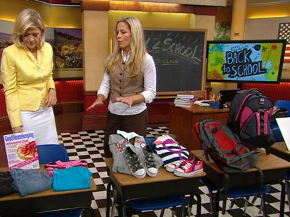 VIDEO: Becky Worley breaks down where to find the best bargains on school items.