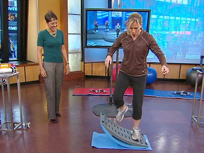 VIDEO: Becky Worley puts five fitness products to the test.