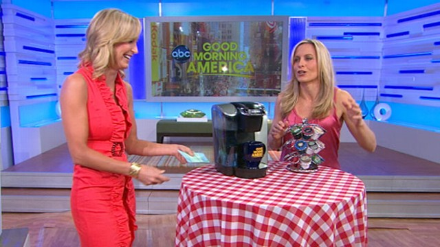 VIDEO: Becky Worley shows off gadgets that could help keep couples together.