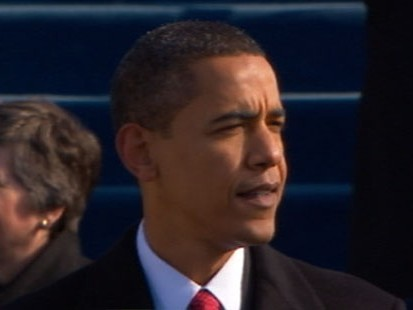 VIDEO: President Obama Talks to House Liberal Leaders About Public Option