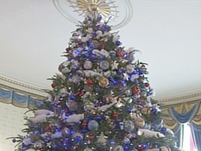 VIDEO: The History of the White House Christmas Tree