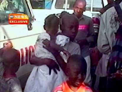 VIDEO: Reporter says she told U.S. missionaries not to take kids out of Haiti.