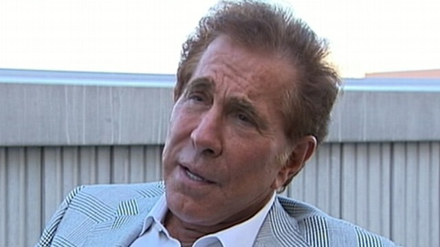 VIDEO: Casino Mogul Steve Wynn won his defamation suit against Francis.