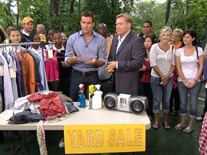 VIDEO: Host the Best Yard Sale Ever