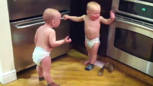 Babbling babies from Brooklyn has been viewed more than 56 million times.