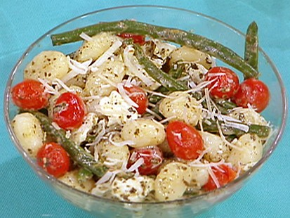 PHOTO Gnocchi is shown in this image.