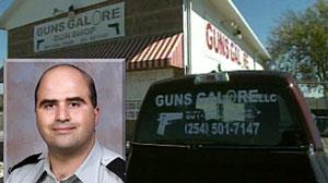 Photo: Guns Galore