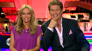 Dancing With the Stars Results: David Haselhoff and Kym Johnson Voted Off