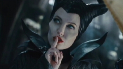 """VIDEO: Angelina Jolie delivers the chills with her performance in Disneys """"Maleficent."""""""