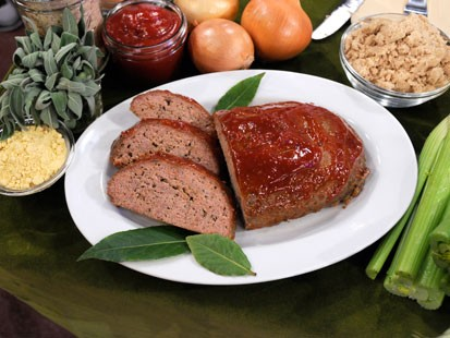 Crock-Pot Meatloaf by Gail Farber of Romeoville, Ill.