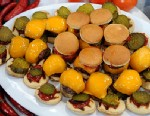 PHOTO: Super Bowl Sliders featured on Good Morning America Feb. 4, 2011