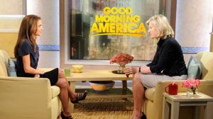 ABC News? Diane Sawyer interviews Queen Rania of Jordan