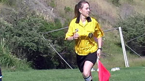 Sports Moms Cashing in as Referees at Kids Games