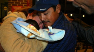 Missing Infant Located and Reunited with Parents