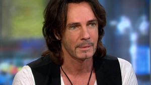 """PHOTO Rick Springfield is shown on """"Good Morning America,"""" Oct. 12, 2010."""