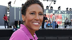 Photo: In the Spotlight with Robin Roberts