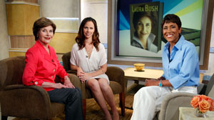 Former First Lady Laura Bush Says Obamas Administration is Doing All It Can on BP Oil Spill