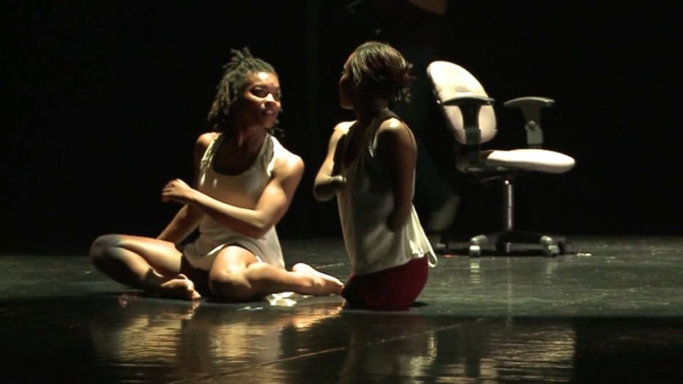 Two Sisters, One an Amputee, Use Dance to 'Speak' Without a Voice