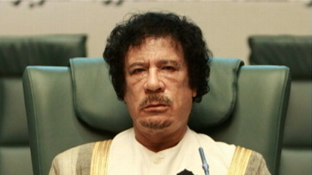 VIDEO: Rebel leader says Libyan dictator Moammar Gadhafi was captured and shot by rebel forces.