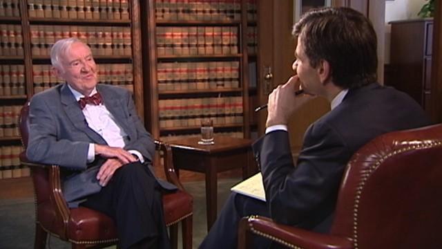 VIDEO: Justice Stevens