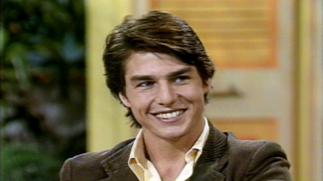 Archive Young Tom Talks Risky Business Video Abc News