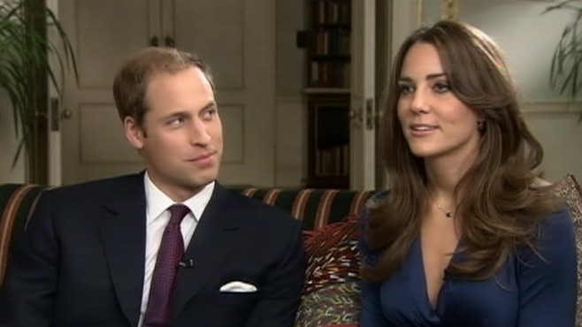 VIDEO: After the wedding, Kate Middleton will trade middle-class status for monarchy.
