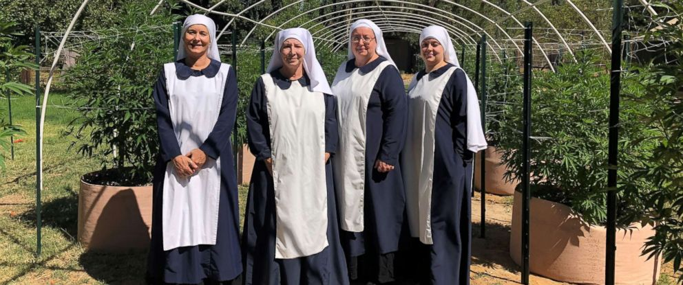 The Sisters of the Valley grow cannabis in Northern California farm country.