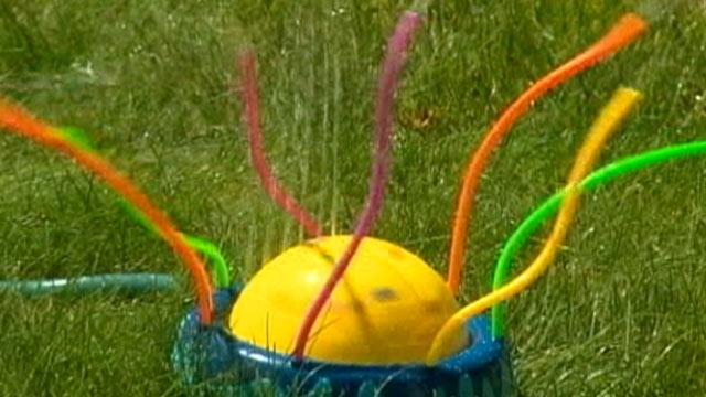Hot Summer Toys For Kids Sprinklers Wacky Googles