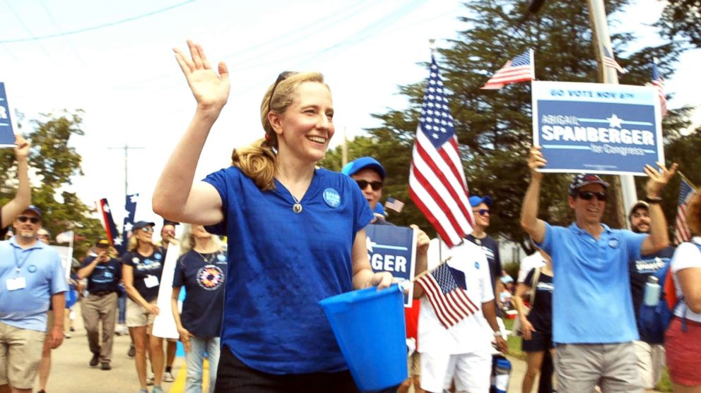 PHOTO: Abigail Spanberger is running for a seat in the U.S. House of Representatives.