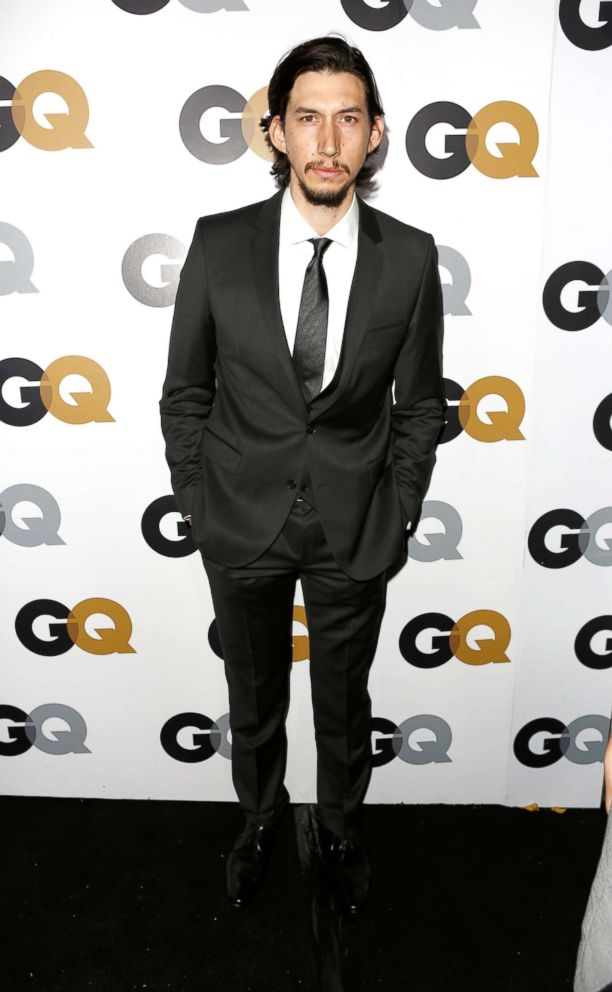 PHOTO: Actor Adam Driver arrives at the GQ Men of the Year Party at Chateau Marmont, Nov. 13, 2012, in Los Angeles.