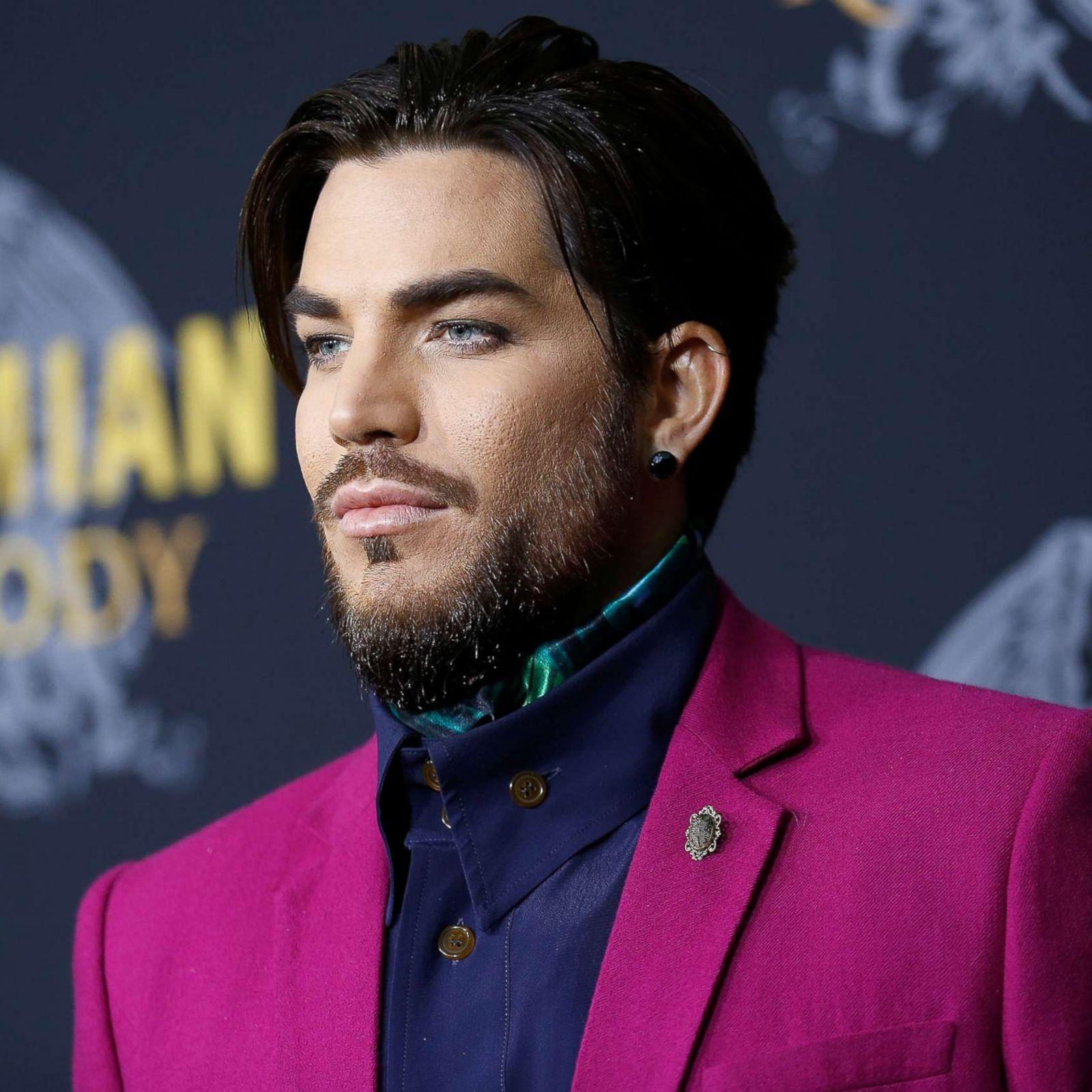 Oscars 2019 Performer Adam Lambert Opens Up About Mental Health