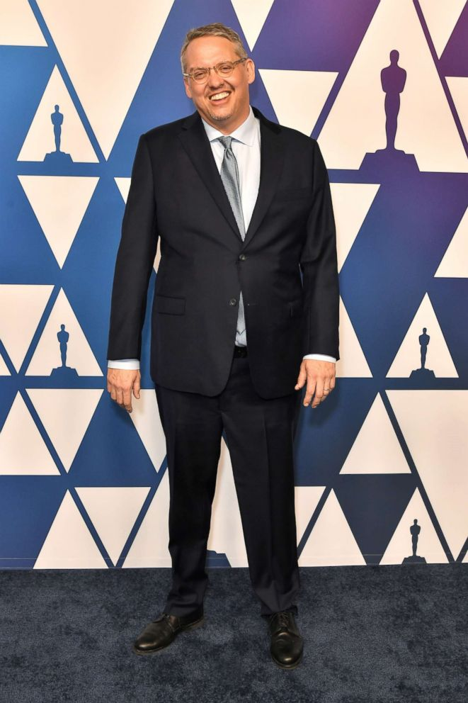 Adam McKay at the The Academy Awards Nominees Luncheon, The Beverly Hilton in Los Angeles, Feb. 4, 2019.