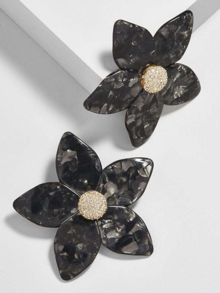 PHOTO: Adelissa Flower Earrings