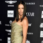 "Adriana Lima attends as Harper's Bazaar celebrates ""ICONS By Carine Roitfeld"" at the Plaza Hotel, Sept. 7, 2018, in New York City."